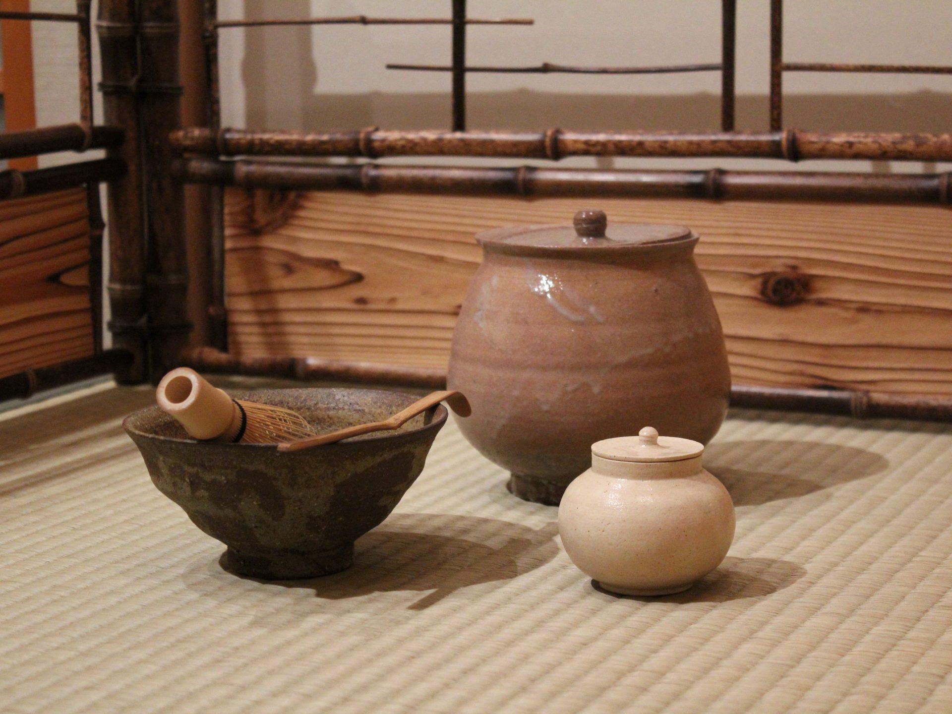 佐藤正一 柏崎 茶碗 水指 茶器
