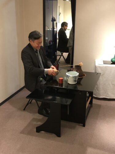 村田眞人 京都 清水焼 色絵