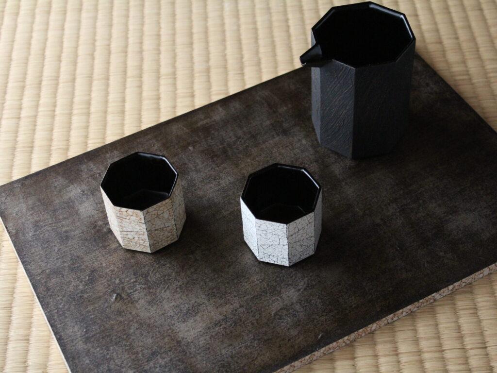泉健太郎 新潟 卵殻 漆芸