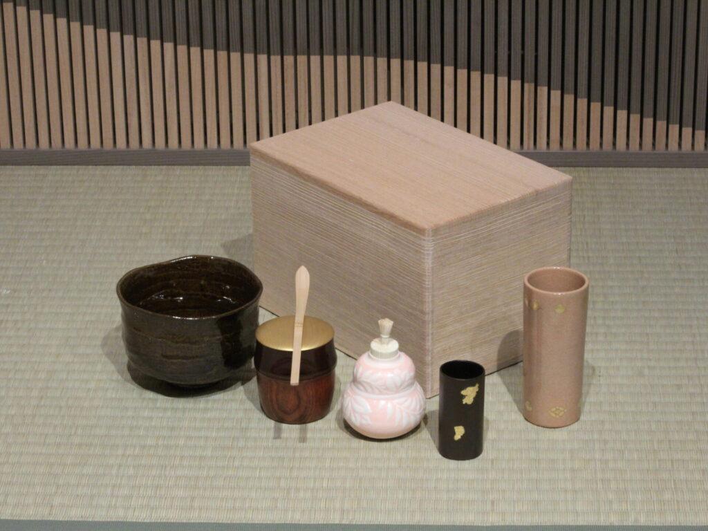 挑交会 京都 茶道具