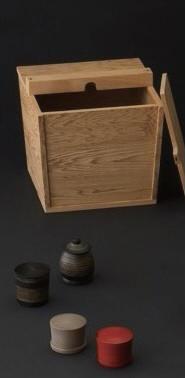 村瀬治兵衛 漆芸 漆器 茶道具