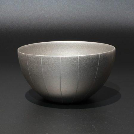 山田晶 プラチナ彩 ボウル 鉢 食器